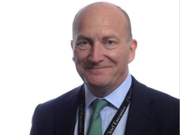 Nick Hulme, Chief Executive of East Suffolk & North Essex NHS Foundation Trust